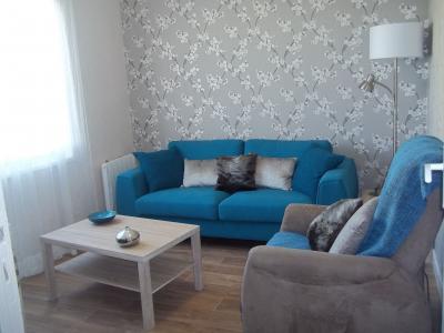 Salon Location Maison 6366 Biarritz