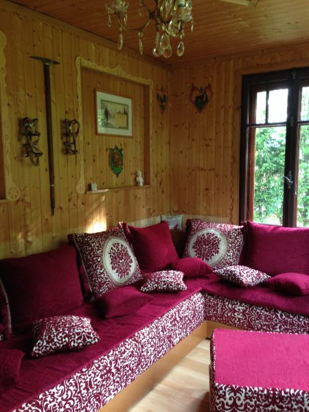 Salon Location Appartement 647 Chamonix Mont-Blanc
