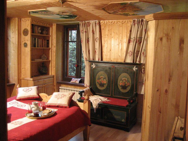 chambre 1 Location Appartement 647 Chamonix Mont-Blanc