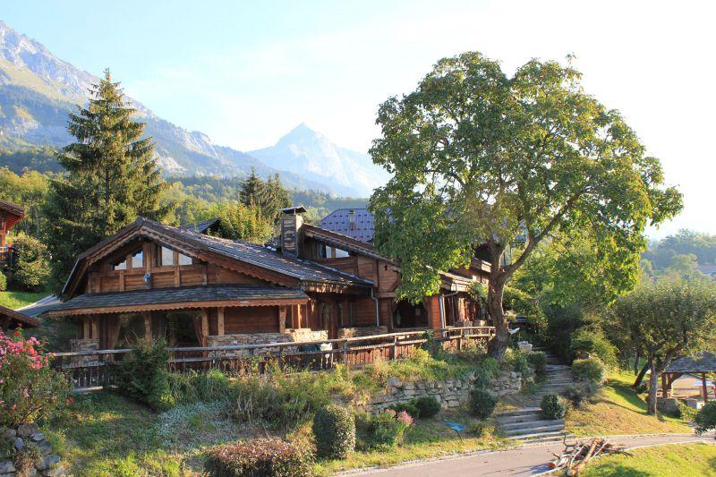 Vue autre Location Chalet 651 Chamonix Mont-Blanc