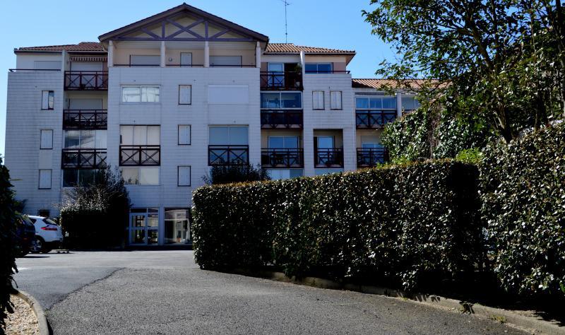 Vue extérieure de la location Location Appartement 6626 Arcachon