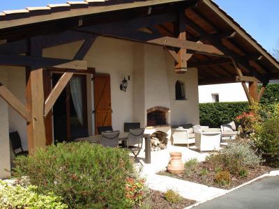 Vue ext�rieure de la location Location Villa 6722 Lacanau