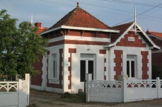 Vue extérieure de la location Location Villa 6726 Soulac