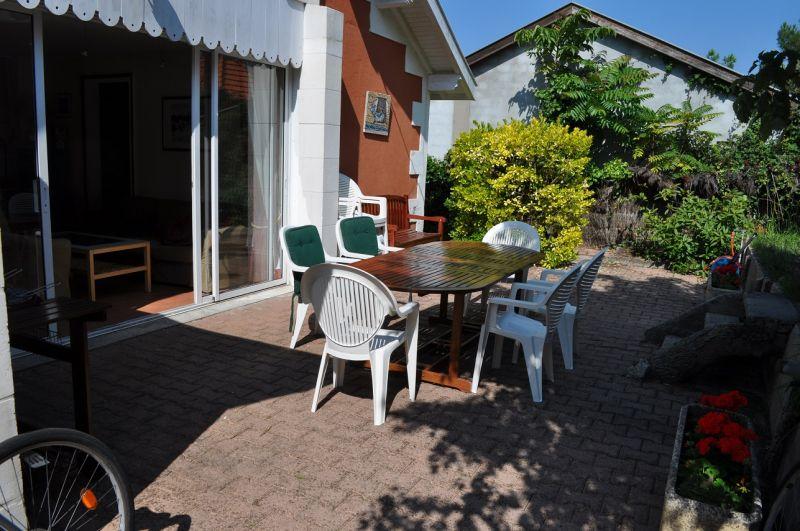 Jardin Location Villa 6728 Soulac