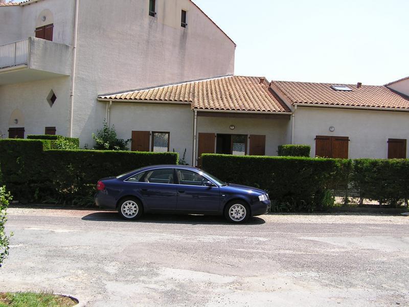 Vue extérieure de la location Location Appartement 6760 Royan