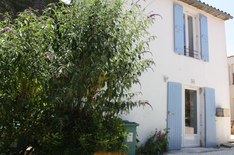 Vue extérieure de la location Location Maison 6784 Meschers