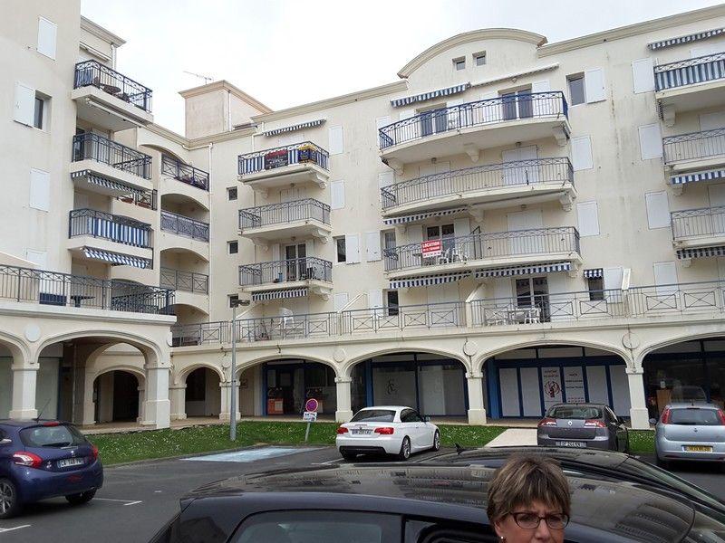 Vue extérieure de la location Location Appartement 6855 Royan