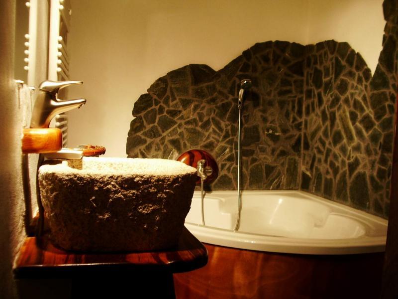 salle de bain Location Chalet 686 Chamonix Mont-Blanc
