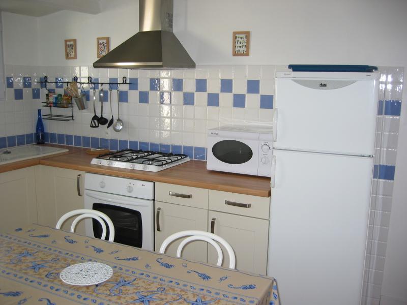 Coin cuisine Location Maison 6883 Le Château d'Oléron