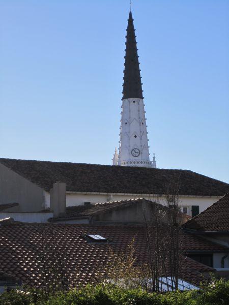 Vue depuis la location Location Maison 6972 Ars en Ré