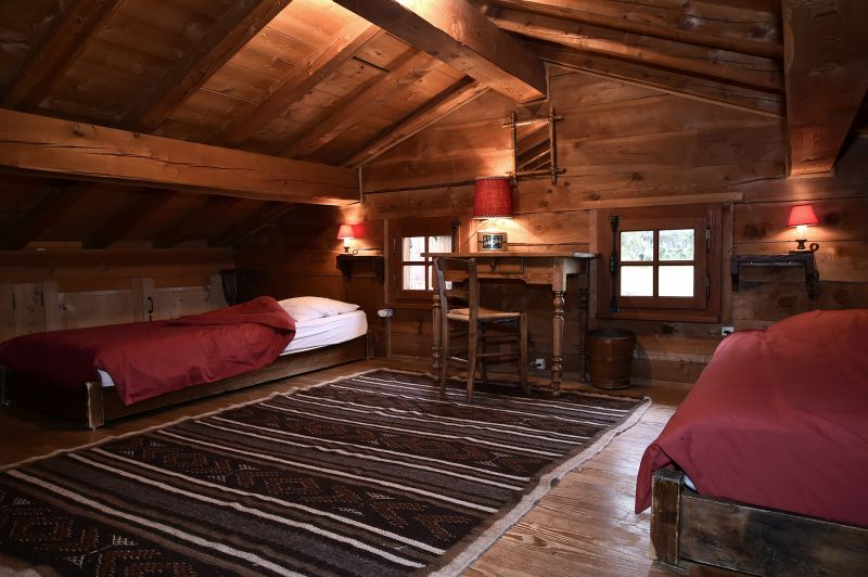 chambre 3 Location Chalet 706 Chamonix Mont-Blanc
