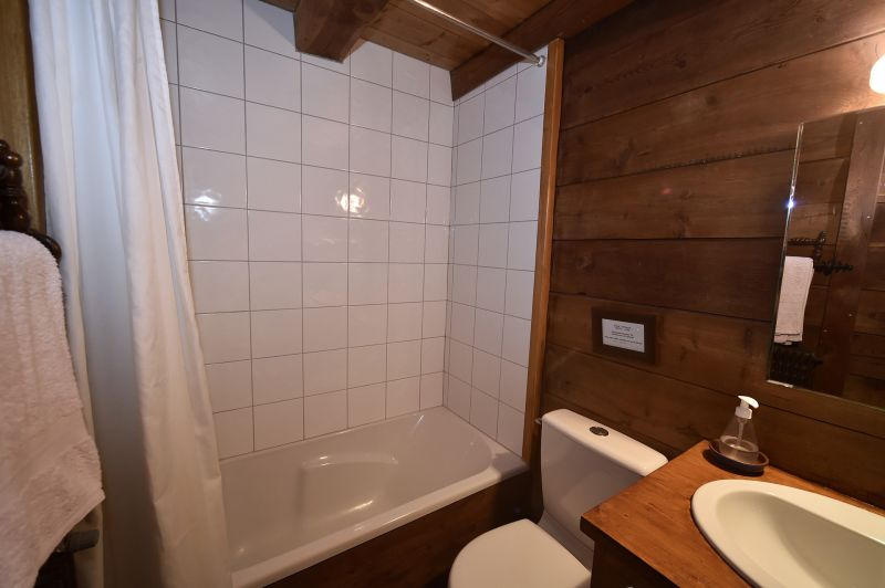 salle de bain 1 Location Chalet 706 Chamonix Mont-Blanc