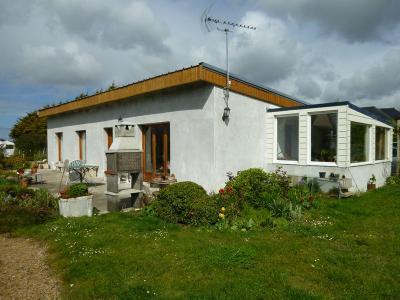 Vue ext�rieure de la location Location Maison 7352 Plobannalec-Lesconil