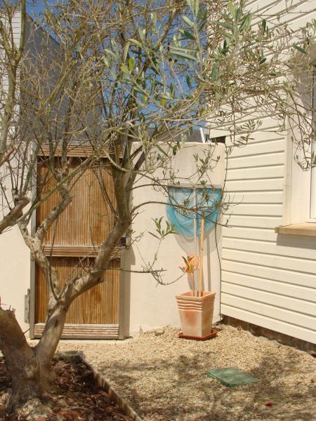 Vue extérieure de la location Location Villa 7400