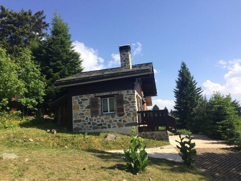 Vue extérieure de la location Location Chalet 742 Chamrousse