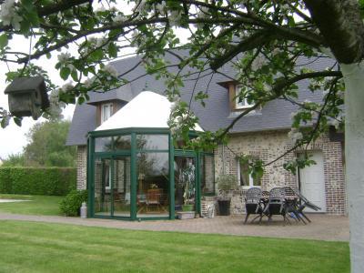 Jardin Location Gite 7684 Honfleur