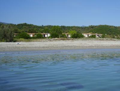 Vue extérieure de la location Location Villa 7795 Moriani Plage
