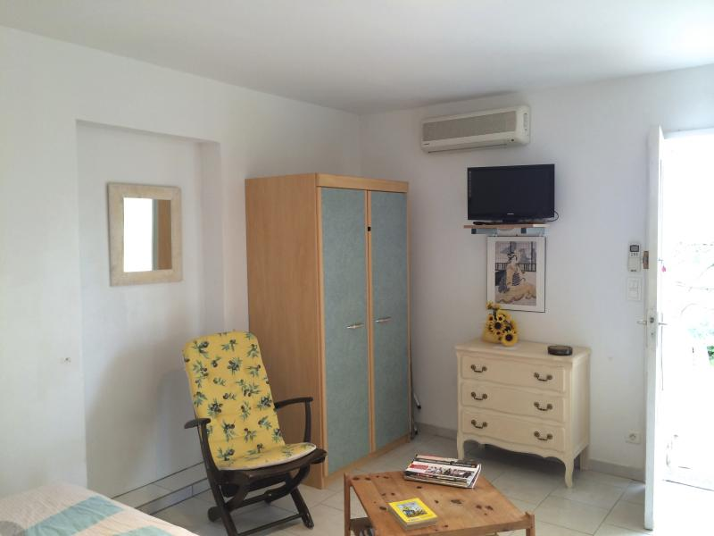 chambre Location Studio 7812 Porticcio