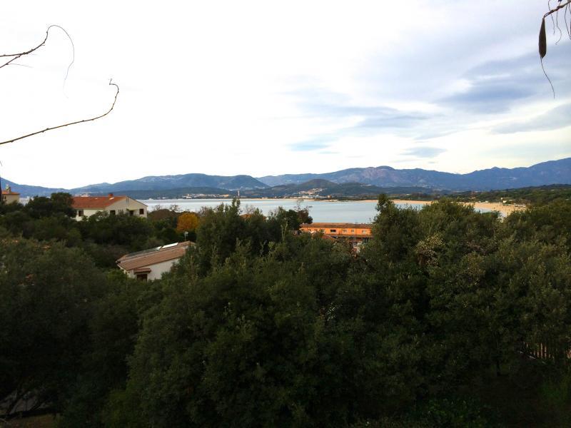 Vue depuis la location Location Studio 7812 Porticcio