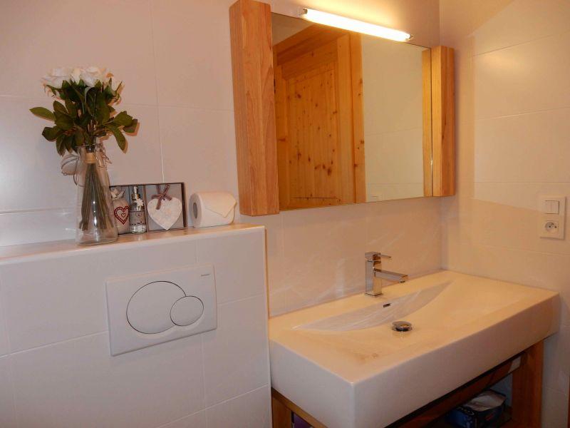 salle de bain Location Chalet 799 Châtel