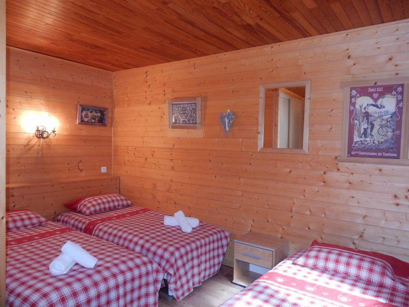 chambre 1 Location Chalet 799 Châtel