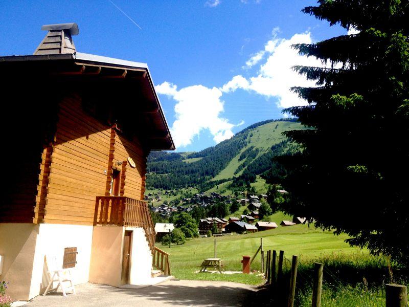 Vue à proximité Location Chalet 800 Châtel