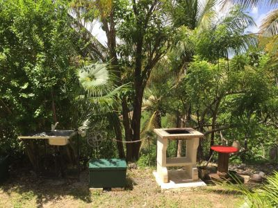 Jardin Location Bungalow 8003 Gosier (Guadeloupe)