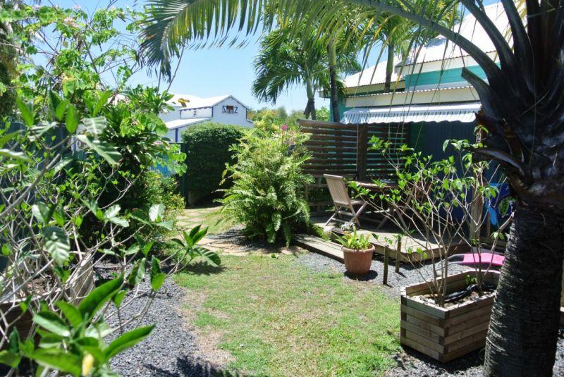 Jardin Location Bungalow 8023 Sainte Anne (Guadeloupe)