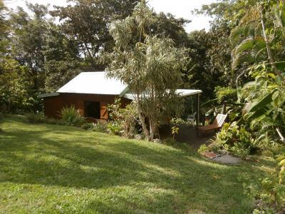 Vue ext�rieure de la location Location Gite 8024 Sainte Anne (Guadeloupe)