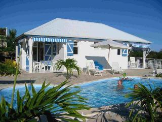Vue ext�rieure de la location Location Studio 8027 Sainte Anne (Guadeloupe)