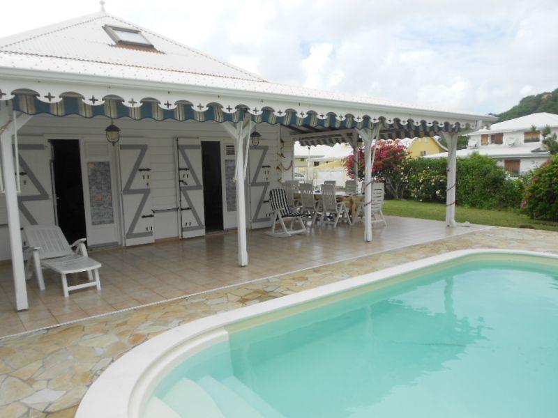 Piscine Location Villa 8123 Sainte Anne (Martinique)