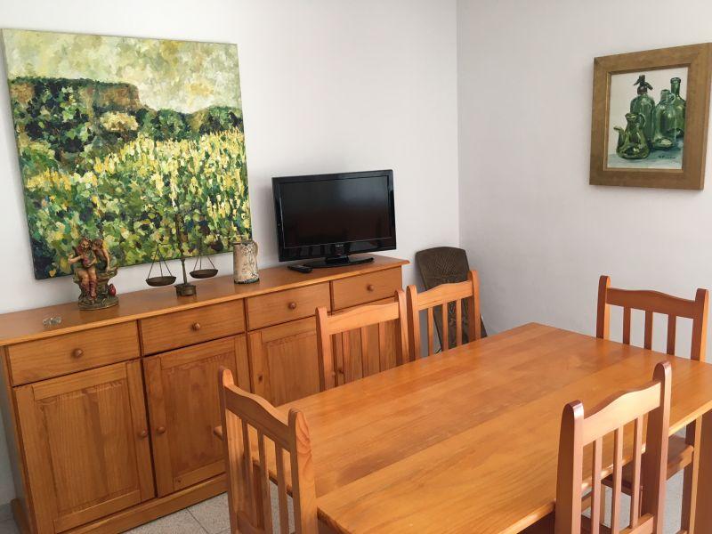 Salle à manger Location Appartement 8176 Tarragone