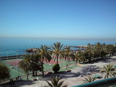 Vue du balcon Location Appartement 8187 Alicante
