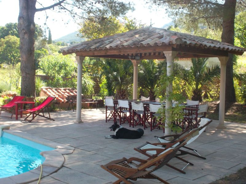 Terrasse Location Villa 8409 Cassis