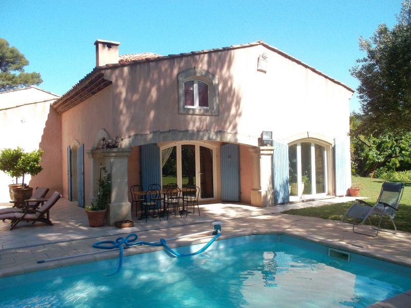 Vue de la terrasse Location Villa 8409 Cassis