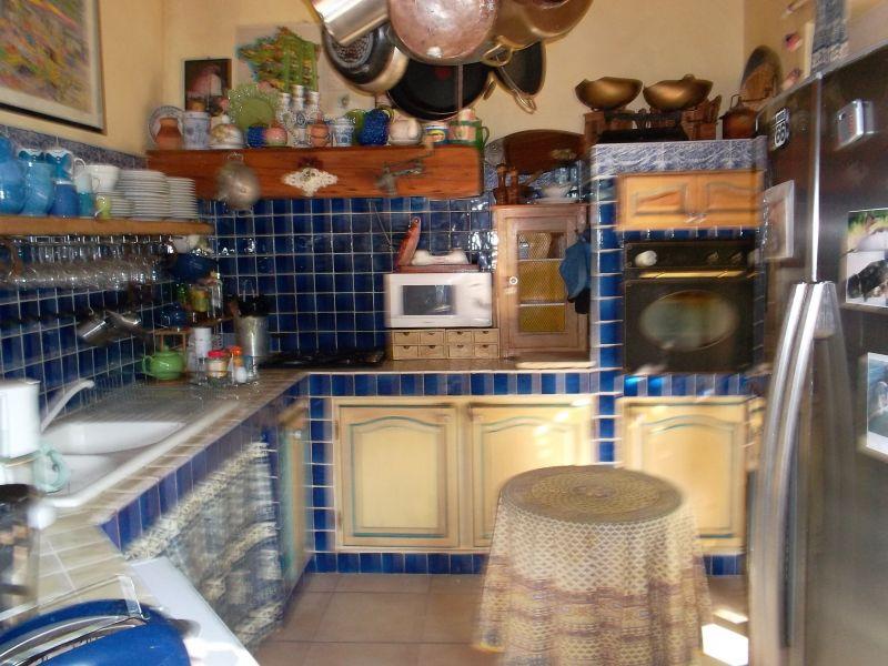 Cuisine indépendante Location Villa 8409 Cassis