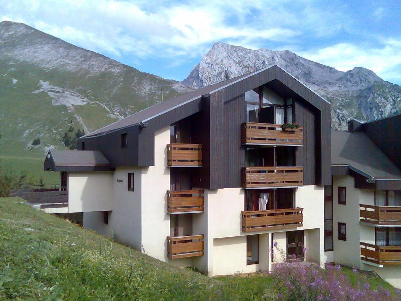 Vue extérieure de la location Location Appartement 843 La Clusaz