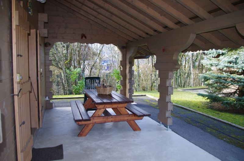 Terrasse Location Chalet 845 Annecy