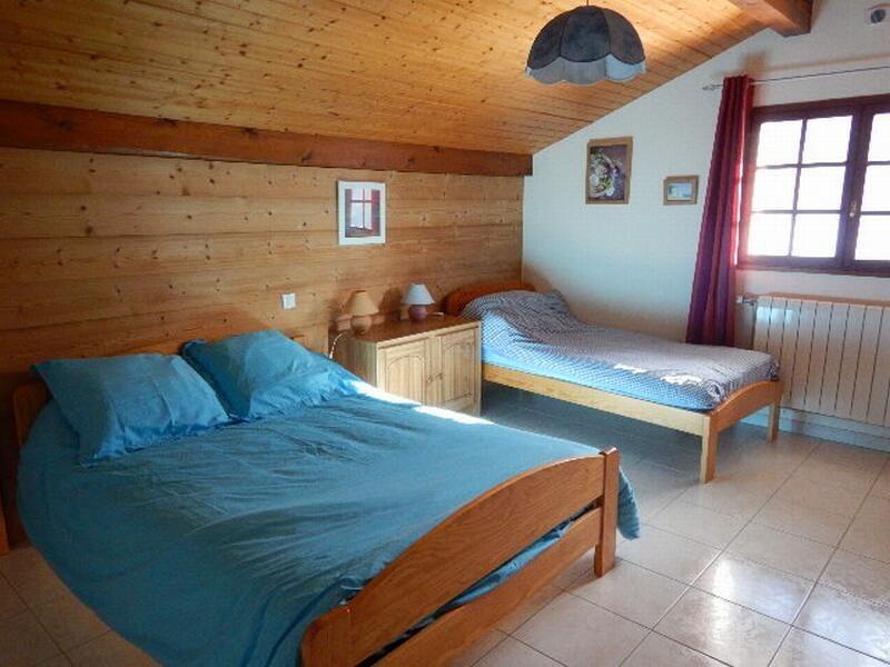 chambre 1 Location Appartement 866 La Clusaz