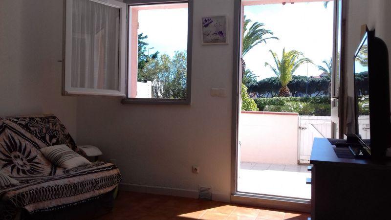 Vue depuis la location Location Studio 8732 Saint Cyprien Plage