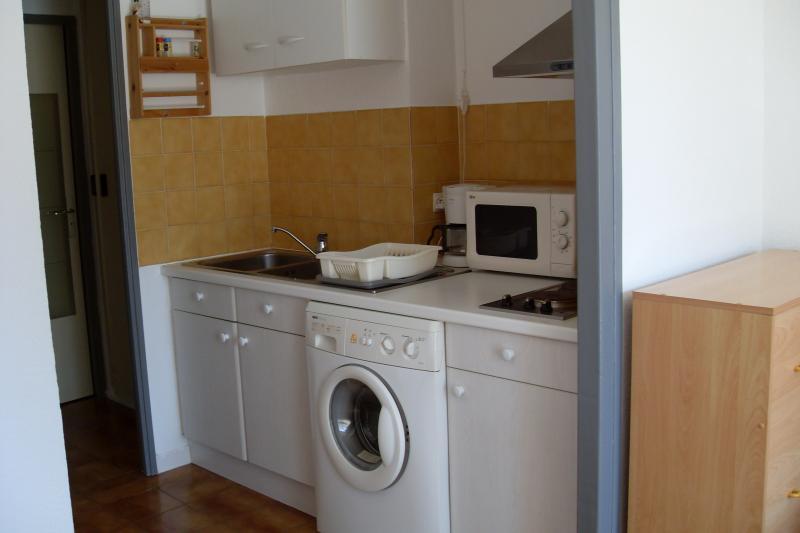 Coin cuisine Location Studio 8732 Saint Cyprien Plage