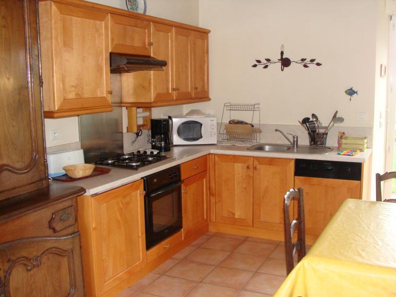 Coin cuisine Location Maison 8770 Quiberon