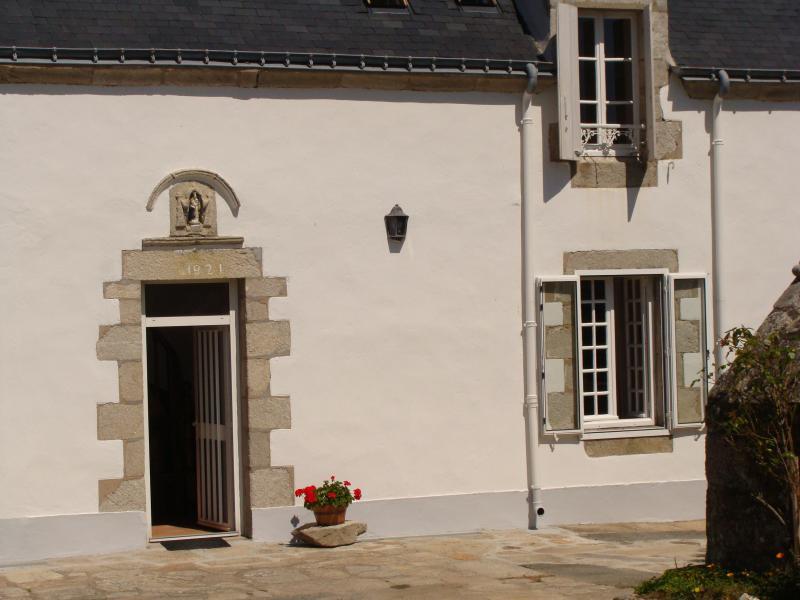 Vue extérieure de la location Location Maison 8770 Quiberon