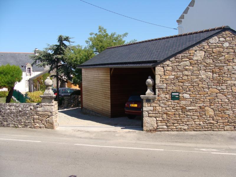 Entrée Location Maison 8770 Quiberon