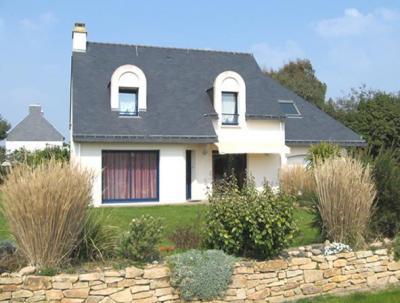 Vue ext�rieure de la location Location Maison 8772 Quiberon