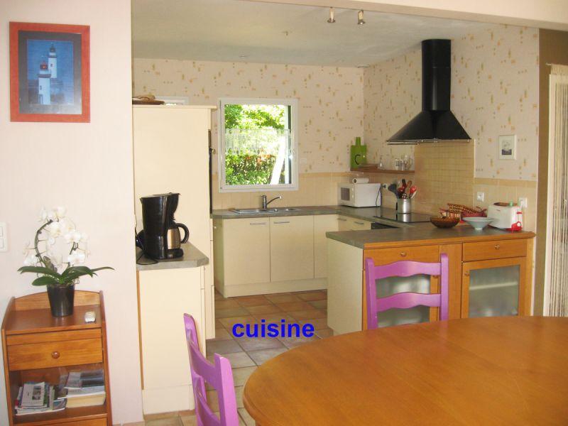 Cuisine américaine Location Maison 8772 Quiberon