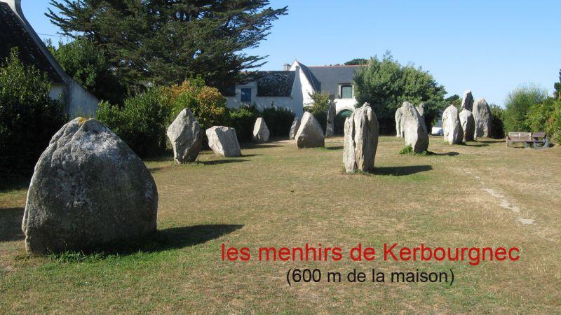 Vue à proximité Location Maison 8772 Quiberon