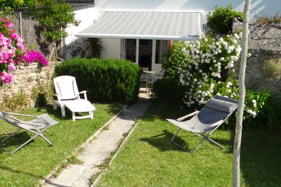 Jardin Location Maison 8773 Quiberon