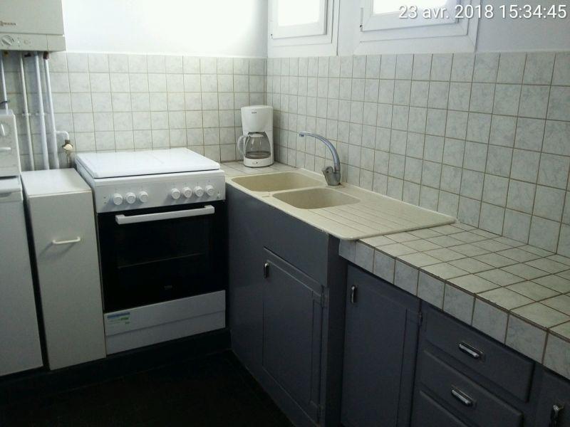 Cuisine indépendante Location Appartement 8873 Berck-Plage