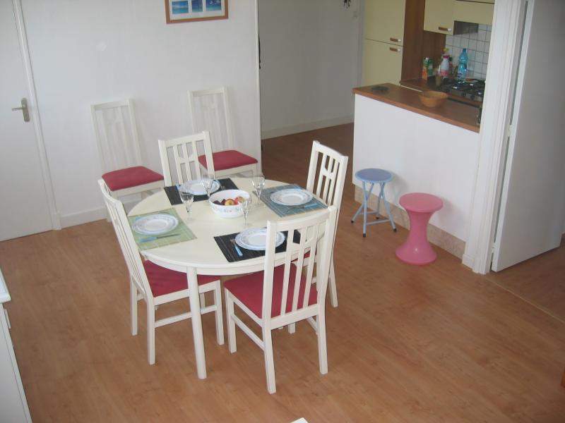 Salle à manger Location Appartement 8881 Berck-Plage